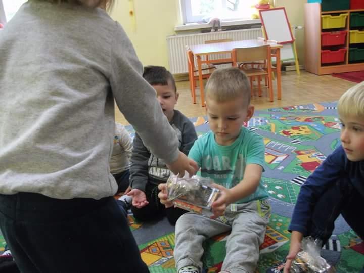 """""""Puchatki"""" obchodziły Dzień Chłopca"""
